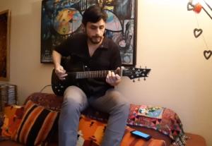 Grabaré tu demo Midi en Guitarra y Bajo (Calidad)
