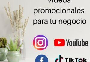 Vídeo promocional para tu negocio en Instagram