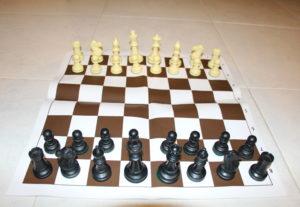 Clases de ajedrez en inglés / español online.