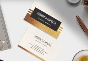 Diseñaré todo tipo de tarjetas para tu negocio