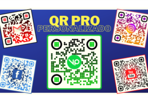Códigos QR únicos, personalizados y de diseño.