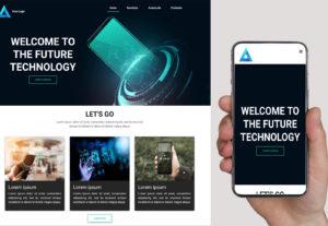 Hare tu pagina web ideal con mucha estética