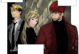 Dibujaré tu romántico manga,comic o webtoon Shoujo