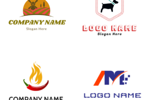 Crearé tú logo profesional, juego, mascotas, venta