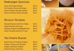 Hare un diseño PRO de menu para tu negocio