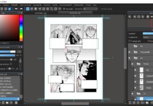 Taller virtual de comic, manga y novela ligera