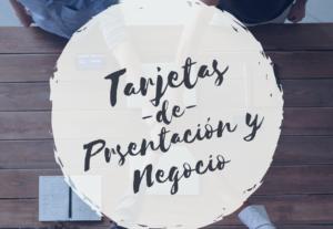 Tarjetas de Presentación y Negocio con Código QR