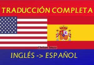Traducción Profesional de Inglés al Español