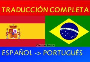 Traducción Profesional de Español al Portugués