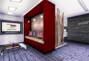 Diseño arquitectónico, Modelado 3D, Renderización.