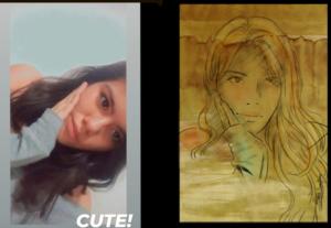 Haré un retrato tipo manga estilo libre para ti
