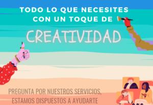CREATIVIDAD EXPLOSIVA en Cualquier información
