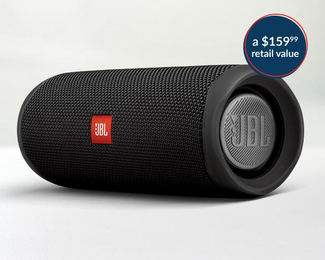 The Fingerhut JBL Speaker Sweepstakes