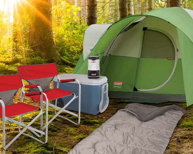 The Fingerhut 2021 Camping Bundle Giveaway