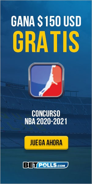 Betpolls NBA Contest 300x600