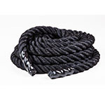 30 feet 1.5 inch Thick Black Battling Rope