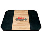 Olympic Lifting Platform (Rubber/Wood)