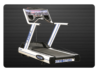 NYPD Cruiser Treadmill / New York Police Department Treadmill