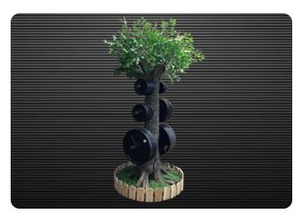 Plate Tree