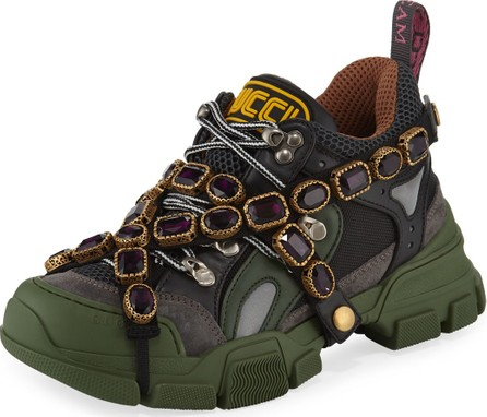 Gucci Flashtrek Hiker Sneaker With