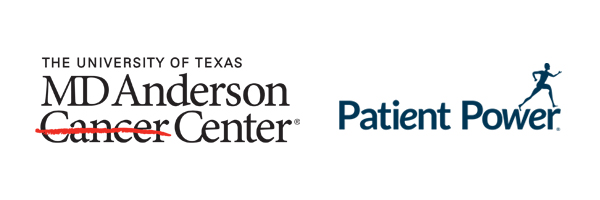 Sponsors MD Anderson and Patient Power
