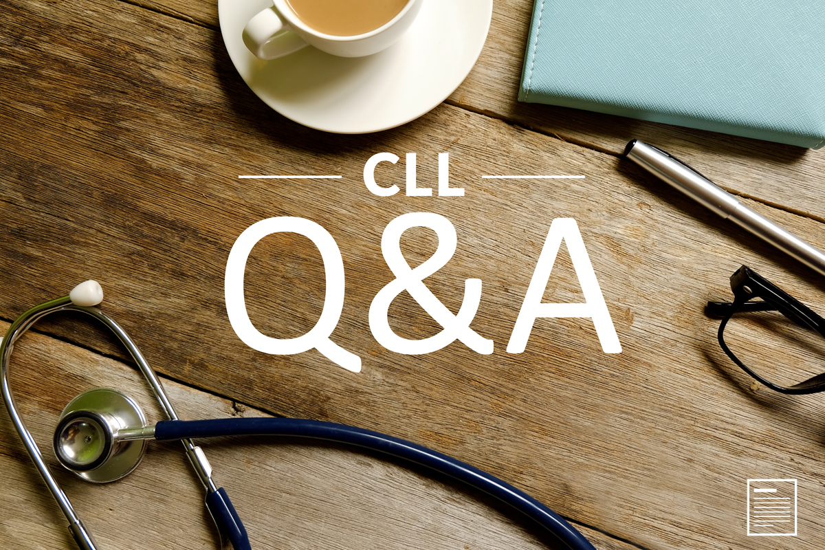 CLL Answers Now: Q&A With Dr. Kerry Rogers and Dr. John Allan