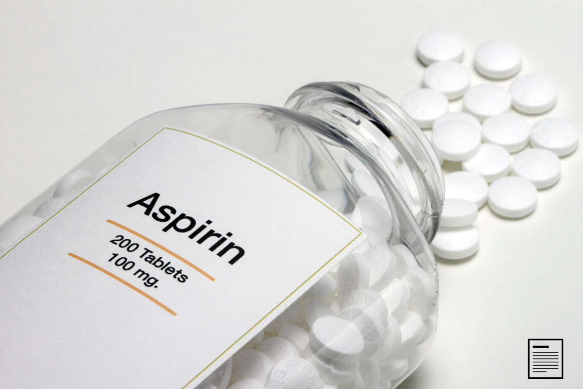 Can Aspirin Help Reduce Health Risks for Patients With Cancer?