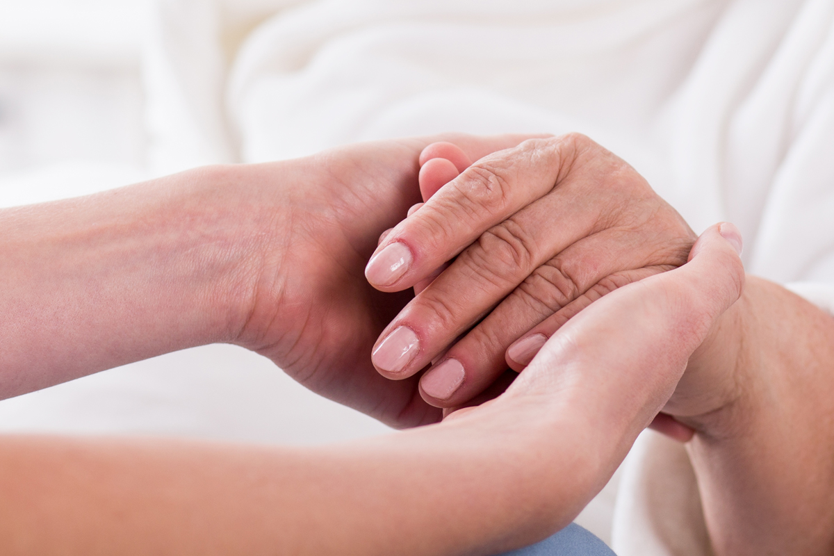 Supporting Patients, Caregivers at End of Life