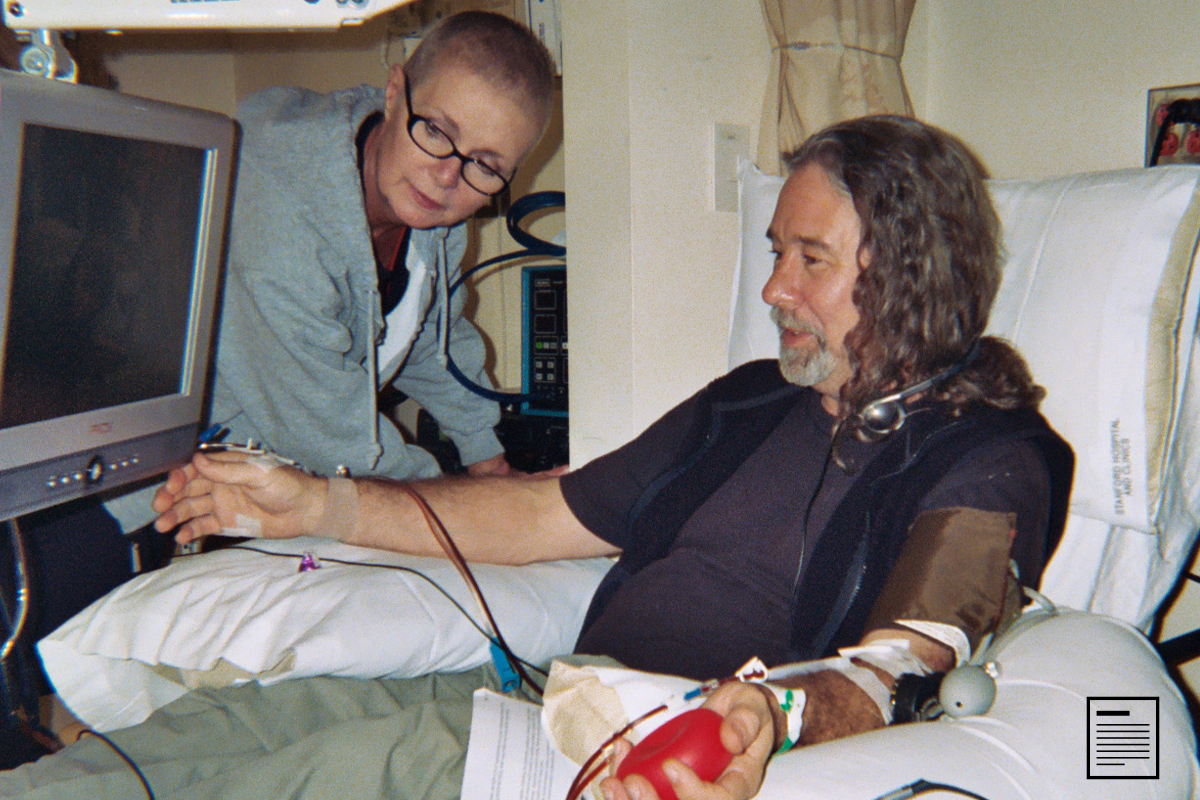 Why Did I Get a Deadly Lymphoma?
