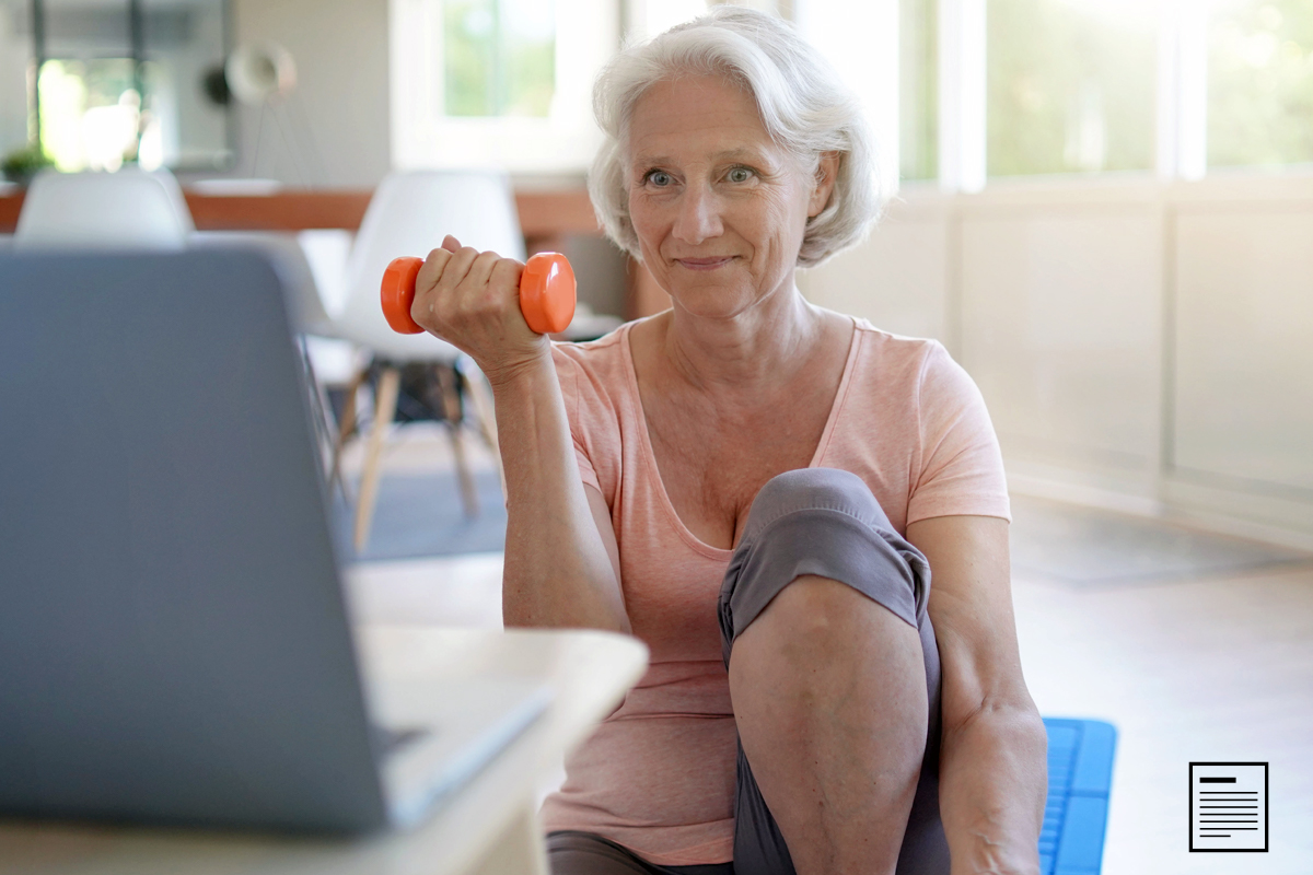 Exercise Increases Life Span, Improves Lymphedema Symptoms