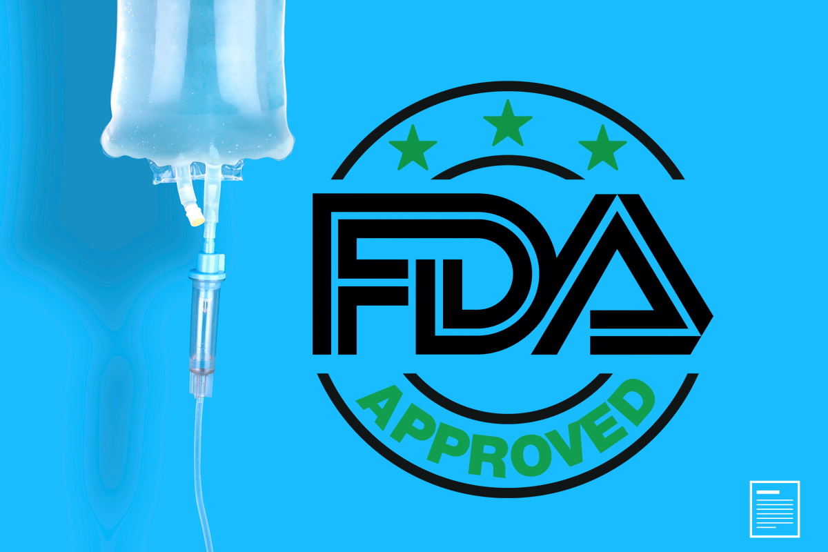 FDA Approves Zynlonta for Diffuse Large B-Cell Lymphoma