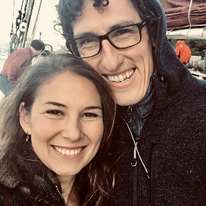 Mia Lefkowitz and Chris Donnelly