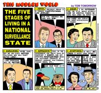 The Five Stages of Living in a National Surveillance State | The Nation
