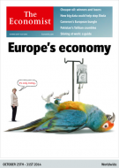 The Parrot Is Finally Dead: The Economist Does It Again | Zero Hedge