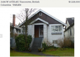 Cheapest building lot on the west side of Vancouver Dec 2014