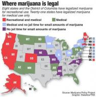 Voters In Several States Set To Roll Back Marijuana Prohibition This Year | Zero Hedge