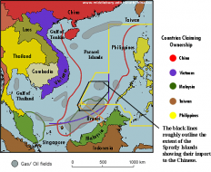 The Oil Drum | Tech Talk - Tensions Over Oil in the South China Sea