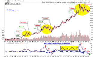 Biiwii TA and Commentary: Rise, Platform, Blowoff, Correction...