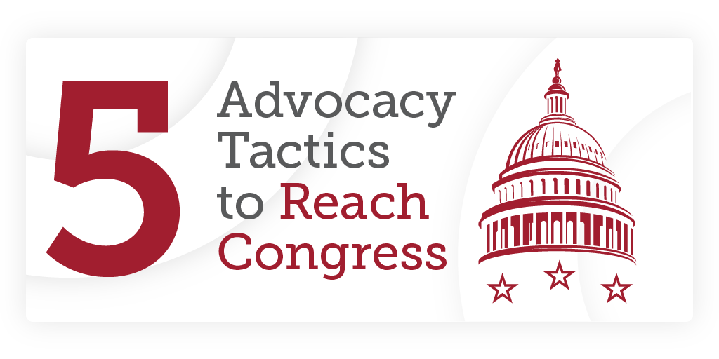 5 Advocacy Tactics to Reach the New Congress in 2019