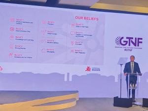 Fontem Ventures CEO Rick Hill Speaks at 2019 GNTF