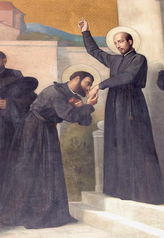 San Francisco Javier y San Ignacio de Loyola - Iglesia de los Jesuitas, París