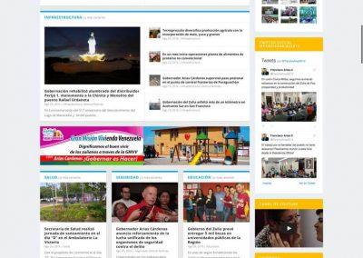 gobernacion-zulia diseño web - gobernacion zulia 1 400x284 - Diseño Web