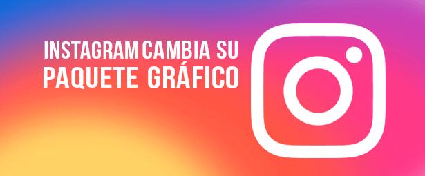 Instagram sorprende a sus usuarios con el cambio del diseño de su logo