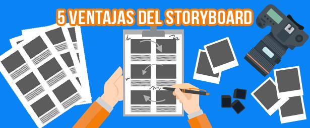 Atrévete usar el storyboard en tu producción audiovisual