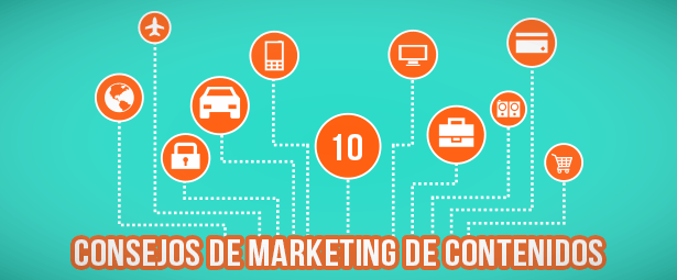 Tips para crear tu estrategia de marketing de contenidos