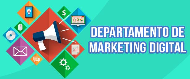 Descubre cómo organizar el departamento de marketing digital de tu empresa