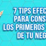 7 Tips efectivos para conseguir los primeros clientes de tu negocio perfil de tu target, elemento más importante para quienes conocen bien a sus clientes - primeros clientes 150x150 - Perfil de tu target, elemento más importante para quienes conocen bien a sus clientes