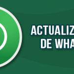 Conoce las últimas actualizaciones de WhatsApp que han sorprendido a los usuarios a un paso de la llegada de las videollamadas de whatsapp. conoce aquí los detalles - actualizaciones de whatsapp 150x150 - A un paso de la llegada de las videollamadas de WhatsApp. Conoce aquí los detalles