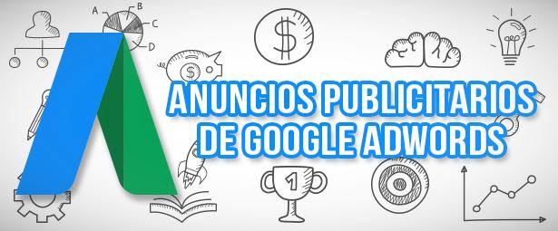 Publica tus anuncios publicitarios con Google Adwords