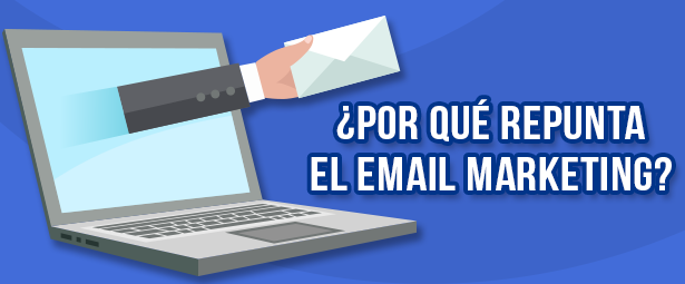 El email marketing repunta como estrategia de marketing digital